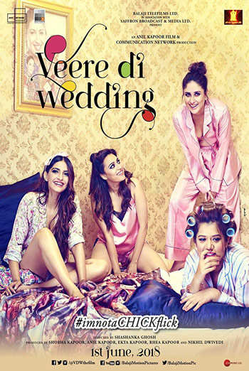 Now this is one great news. This week's release Veere Di Wedding has opened on a great note m. It collected Rs 10.70 crores on it's opening day on Friday, making it the third highest opener of 2018, after Baaghi 2 that earned Rs 25.10 crores and Padmavat that roped in Rs 19 crores on its first day. It is being considered a big thing as the film is totally based on the friendship of four girls and does not have a hero's named attached to it. The audience is queuing up at theatres to catch the entertainer on the big screen. Going by the opening day numbers, Veere Di Wedding sure has an explosive weekend ahead thanks to the positive word of mouth, hit music, exciting trailer, fun dialogues and insane amount of buzz generated by their marketing campaign. The film's opening has shut the mouths of people who said that a film with just women can't open big. Here the film has not only opened big but also has created massive buzz. More power to the women behind this project.      The leading ladies of the film already celebrated the big opening last night. Kareena Kapoor Khan, Sonam Kapoor and Swara Bhaskar partied with Karan Johar, Karisma Kapoor, Malaika Arora, Maheep Kapoor, Sanjay Kapoor and Zoya Akhtar last night and shared the pictures on social media. Produced by Balaji Telefilms in association with Saffron Broadcast Media Ltd present Anil Kapoor Film & Communication Network's Veere Di Wedding is story of four childhood friends and the issues they face as they grow up.