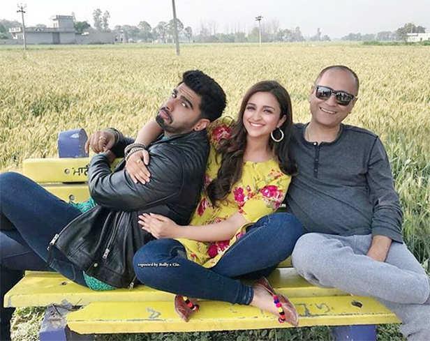 Arjun Kapoor, Parineeti Chopra