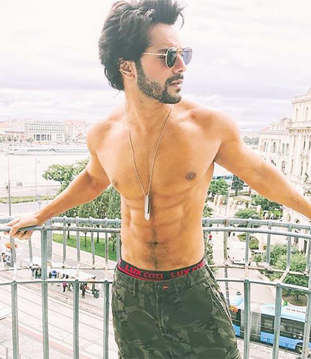 Varun Dhawan, Tiger Shroff