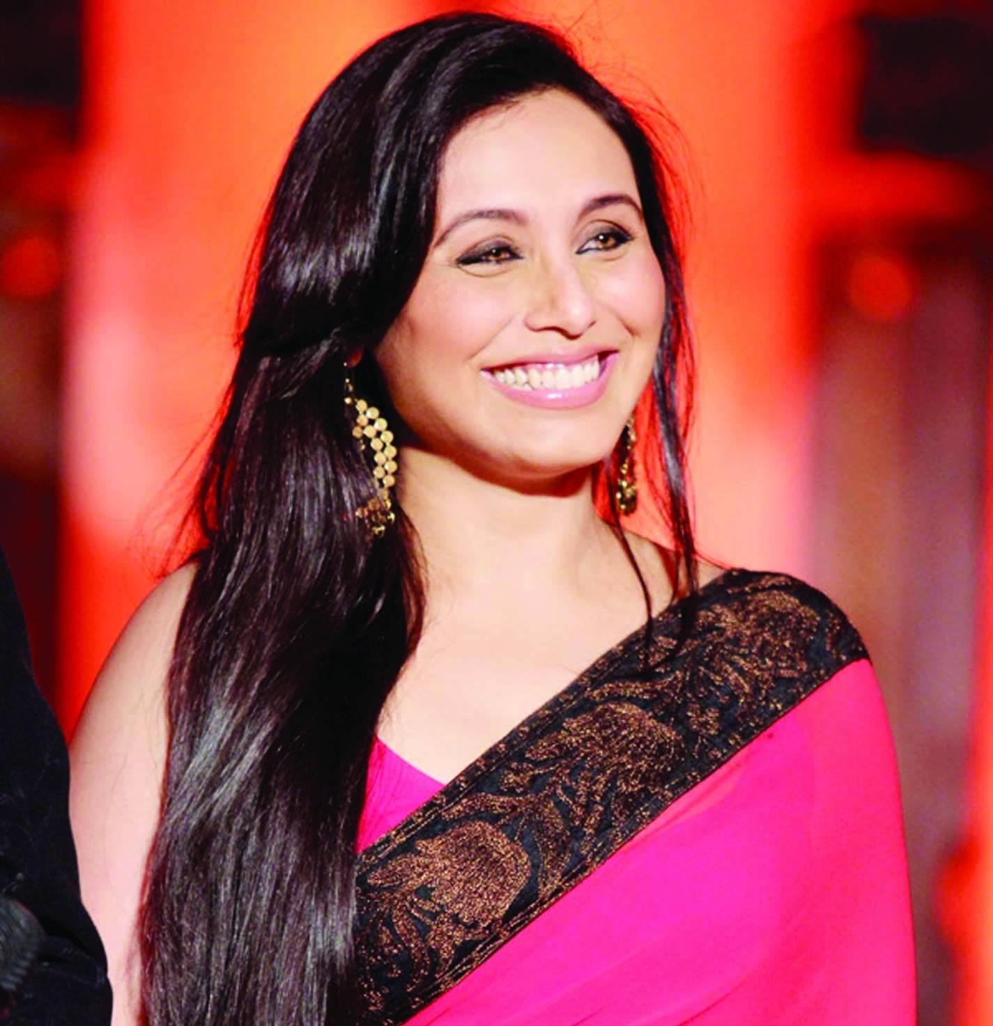 Rani Mukerji feels it would be weird if Aditya Chopra directs her in a film