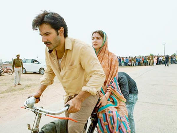 Varun Dhawan and Anushka Sharma shoot for long hours in the heat for Sui Dhaaga