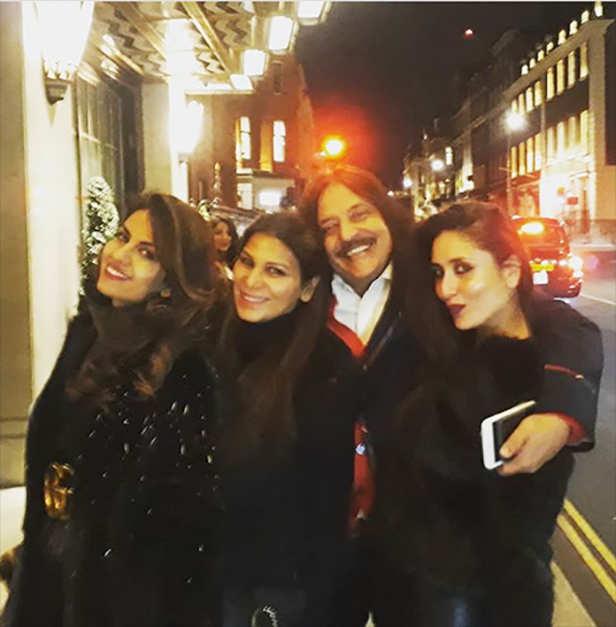 Karan Johar, Kareena Kapoor Khan