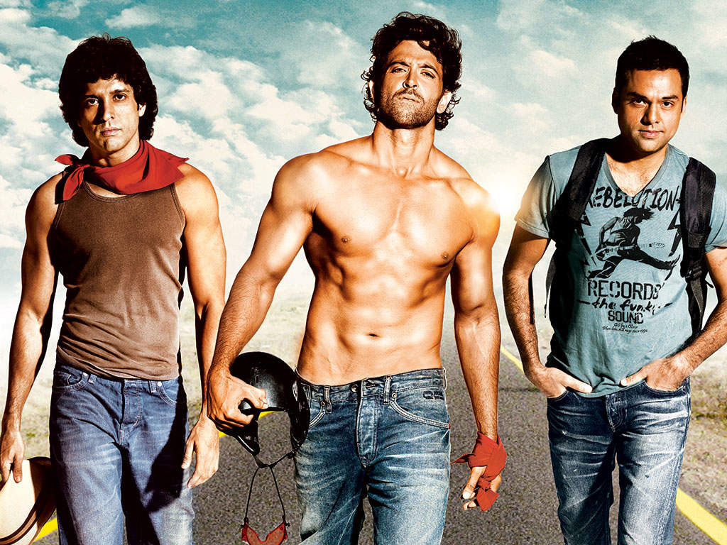 Bollywood Movies which will inspire you to on a trip right now