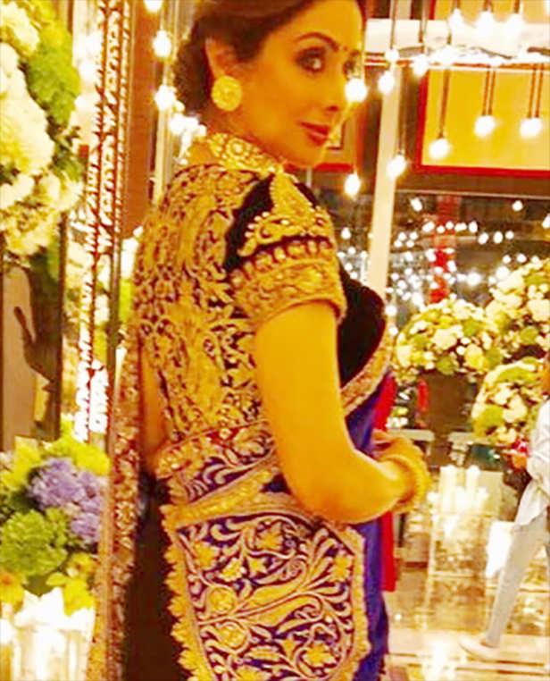 Sridevi, Priyanka Chopra