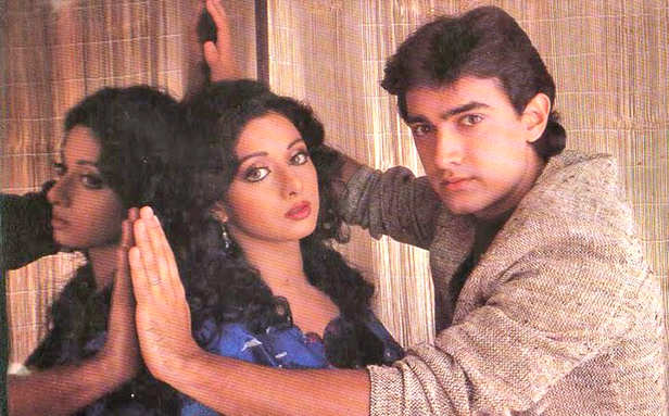 """Sridevi was my favourite."" – Aamir Khan remembers the late Bollywood icon"