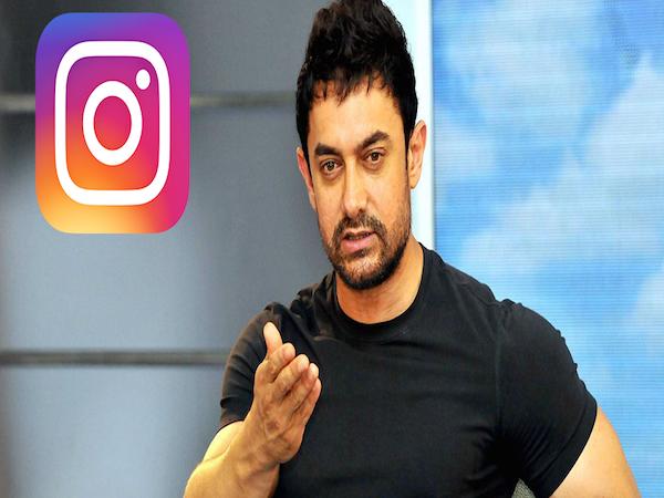 Aamir Khan to join Instagram?