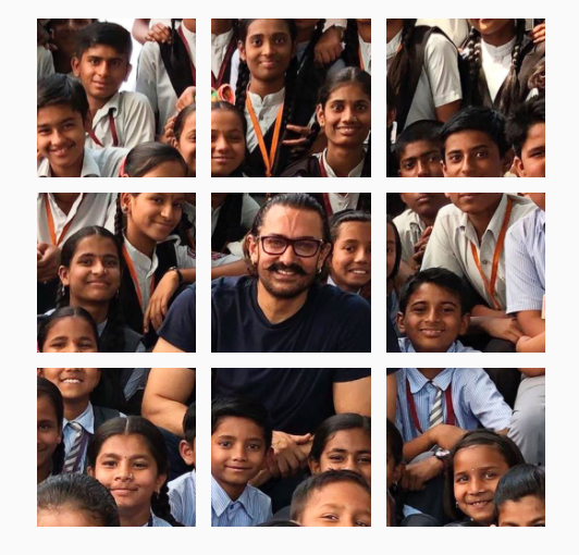 Aamir Khan's latest Instagram post will bring a smile on your face!
