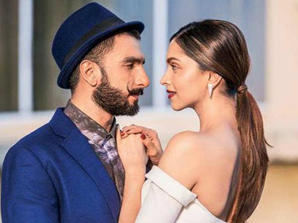 Ranveer Singh gets candid about Deepika Padukone