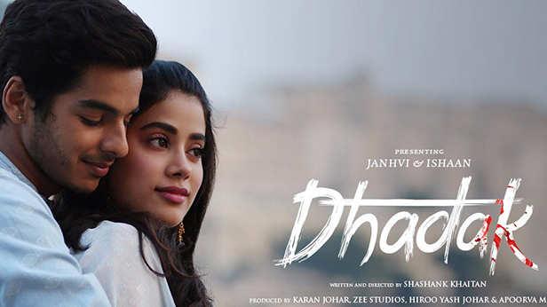 Karan Johar, Janhvi Kapoor, Ishaan Khatter, Dhadak, Filmfare