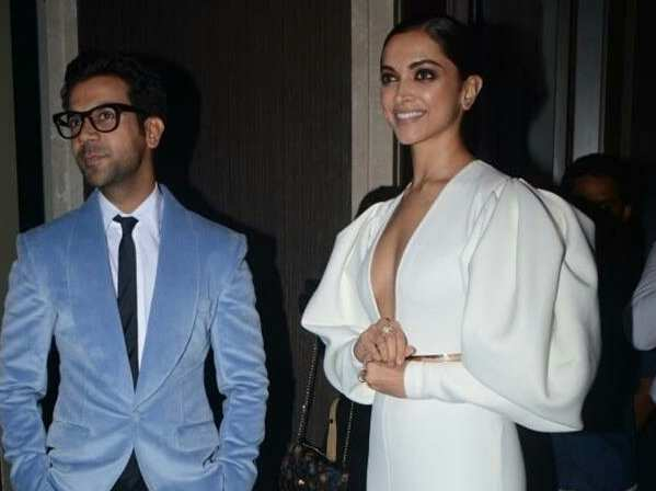 Rajkummar Rao hints that he'll be working with Deepika Padukone soon