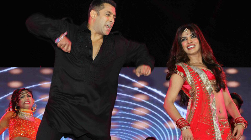 "Salman Khan and Priyanka Chopra were last seen together in the film God Tussi Great Ho in the year 2008. Ten years post that the two stars have reached a higher level of stardom that they themselves wouldn't have foreseen. One is the ruler of box-office numbers and the other strikes gold wherever she goes. Salman and Priyanka have worked together in three films till date that include, Mujhse Shaadi Karoge, Salaam- e-Ishq and God Tussi Great Ho. However, the latest reports suggest that now when Pee Cee's back in Mumbai and is finalizing which projects to pick, she is considering working with Salman again in Ali Abbas Zafar's Bharat. The film spans over 70 years and is about a man who witnesses some of the most important happenings of Indian History. It is the Indian adaptation of the Korean film, Ode to My Father.    A source close to the film revealed, ""Priyanka has also worked with Ali in Gunday (2014) and shares a good rapport with him. This film will see the three of them collaborate for the first time."" Now, that Pee Cee is back in town, the buzz around what will be her next Bollywood project is widespread and thus we are getting restless for an official confirmation, what about you?"