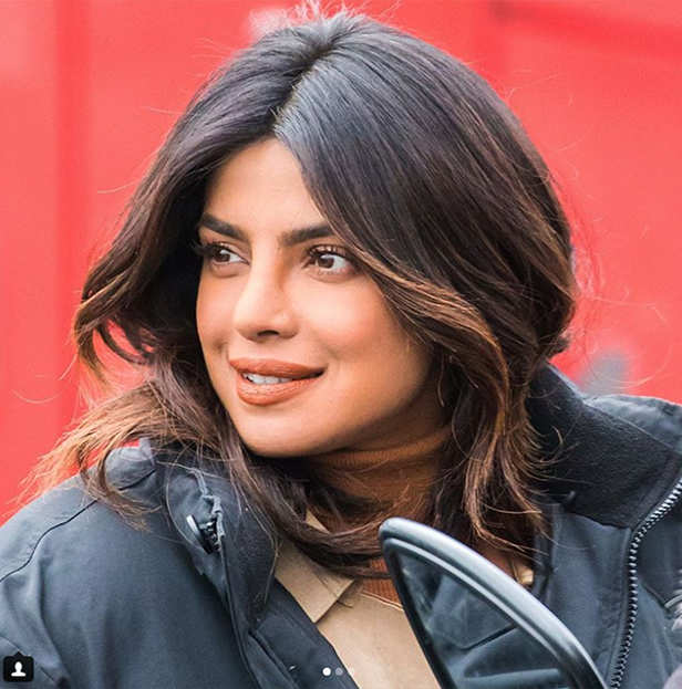 """When a girl slaps a man who teases her, he deserves it""  - Priyanka Chopra"