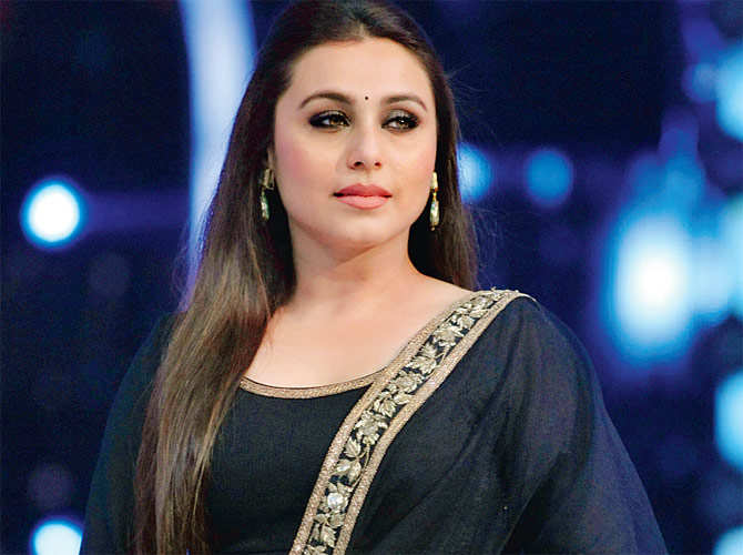 "Rani Mukerji has done some memorable romantic films. Be it Shah Rukh Khan or Aamir Khan or Salman Khan, she has romanced all the superstars and portrayed some fantastic roles. Recently, Rani's Hichki was released and the powerhouse performer got a lot of appreciation for her portrayal of school teacher, Naina Mathur. The film is doing good business at the box-office and now the actress is willing to do some romantic films again.  Talking about doing a romantic film in the future Rani said, ""I would love to do a romantic film and a romantic role and I also have to love that role. Like I will never do a film or role because I have to do it as a norm. If tomorrow I'll feel that if there is a romantic subject which I'm relating with or there is something that I feel like this story needs to be told, I will be part of it. But every time in my life as I told you that I have grown in this business industry. So, each time whatever I feel as a human being, as a person, what I connected with at that point of time in my life, I have got connected with those roles."" She made us more curious by adding, ""Hopefully my next could be a romantic film, you never know."""
