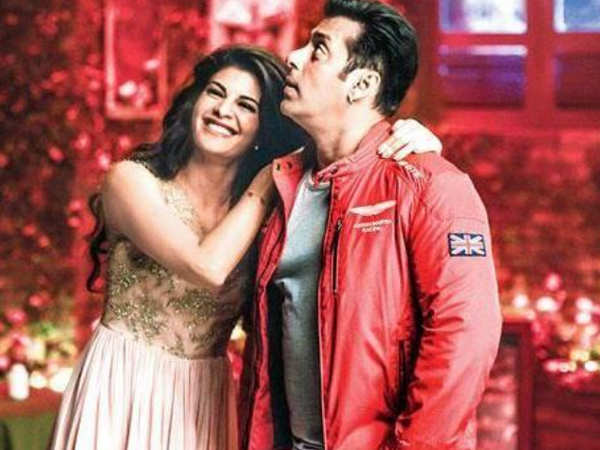 Salman Khan and Jacqueline Fernandez will be seen grooving to a party song in Race 3