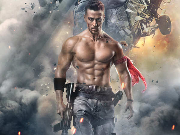 Tiger Shroff says he's nervous before the release of Baaghi 2