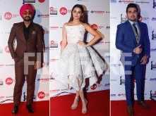 Ranjit Bawa, Surveen Chawla and Ninja turn heads at the Jio Filmfare Awards (Punjabi) 2018