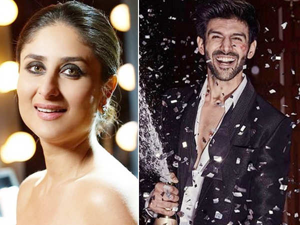 Kareena Kapoor Khan & Kartik Aaryan to walk the ramp for Manish Malhotra in Singapore tonight