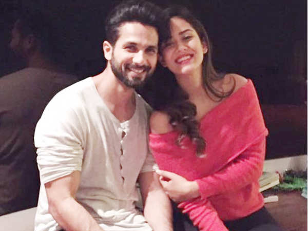 Shahid Kapoor reveals the actor Mira Kapoor would have dated if they were not married
