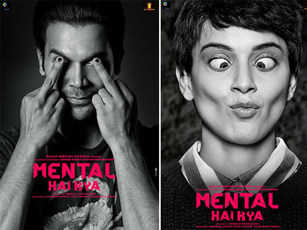 Mental Hai Kya's first look has left us intrigued