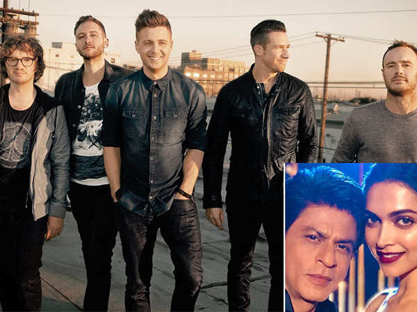 One Republic to perform in India, will be hosted in a bash with Shah Rukh Khan & Deepika Padukone