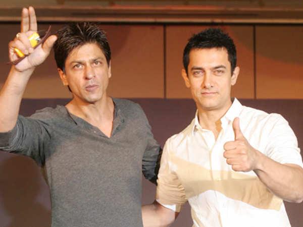 Shah Rukh Khan seeks Aamir Khan's help for Salute?