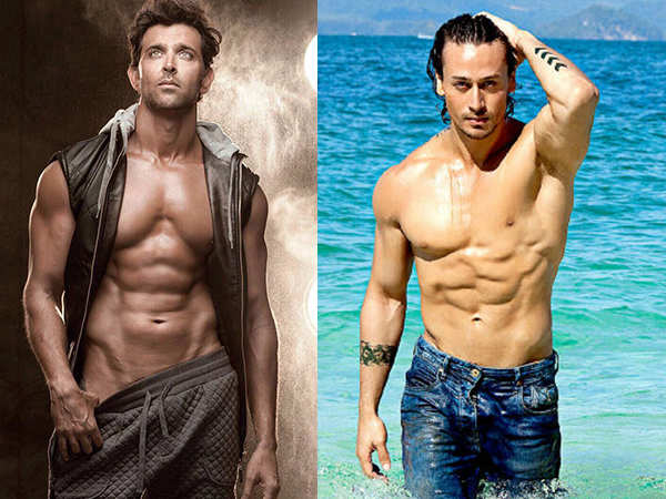 Can we expect a dance-off between Tiger Shroff and Hrtihik Roshan?
