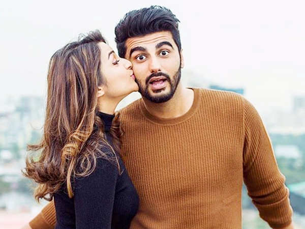 Arjun Kapoor and Parineeti Chopra film a fun wedding song for Namaste England