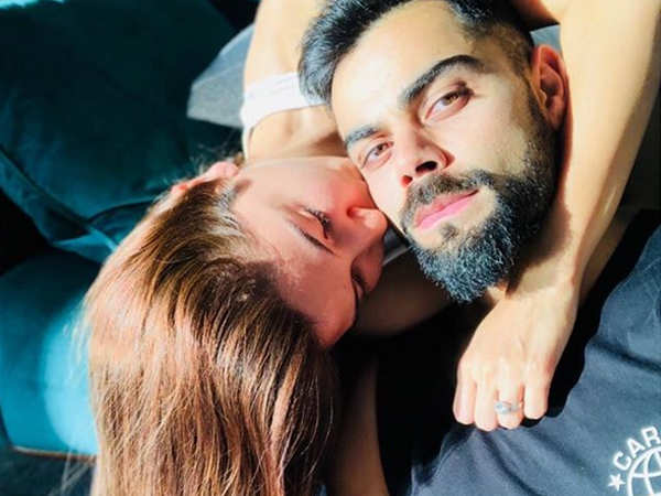 Can you guess what Anushka Sharma did to spend time with Virat Kohli despite a busy work schedule?