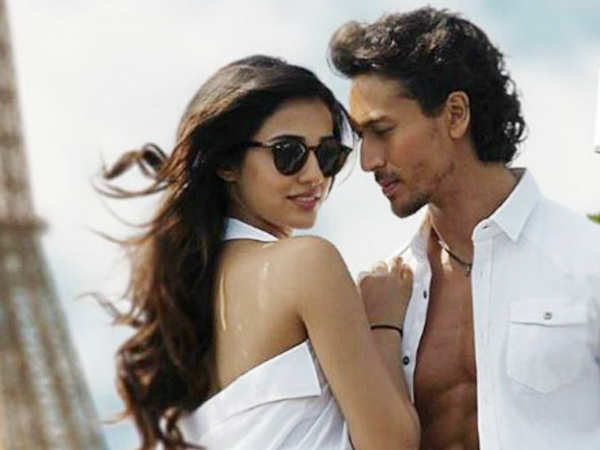 """Tiger Shroff considers link-up with Disha Patani """"good"""" for Baaghi 2"""