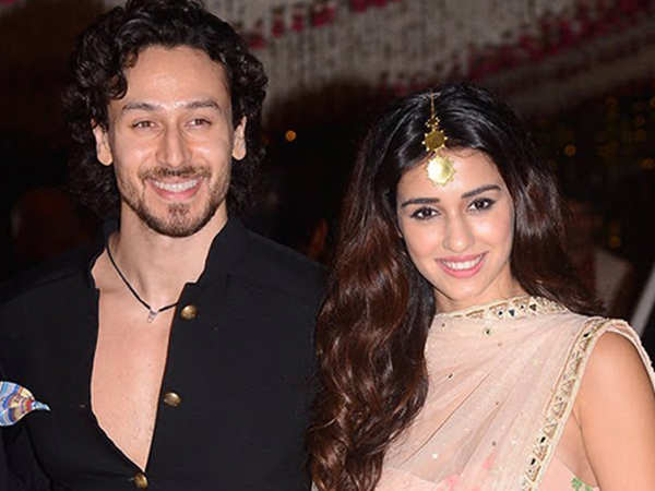 Disha Patani breaks her silence on rumours of dating Tiger Shroff