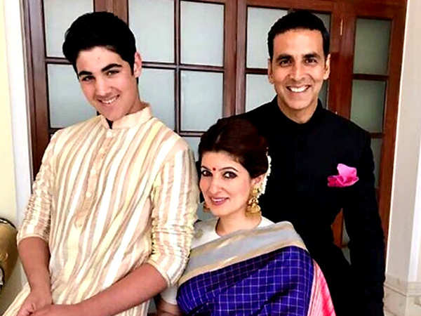 Twinkle Khanna talks about effects of media exposure on her kids