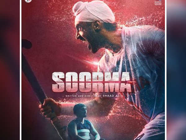Diljit Dosanjh reveals how tough it was to train for his character in Soorma