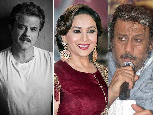 Anil Kapoor or Jackie Shroff to star opposite Madhuri Dixit in Abhishek Varman's next?