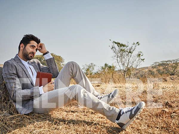 Man of the hour: Ayushmann Khurrana