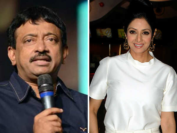 Ram Gopal Varma remembers the late Sridevi