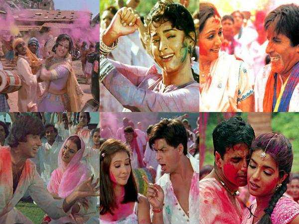 10 Bollywood songs to make your Holi more colourful
