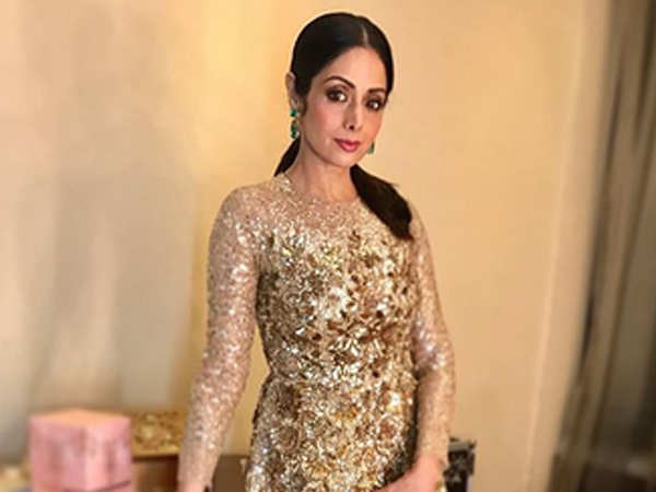 I was about to quit - late Sridevi on her film journey