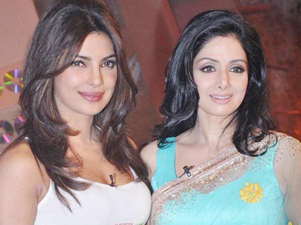 Priyanka Chopra pens down an emotional eulogy for late Sridevi
