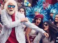 Amitabh Bachchan's rap song  for 102  Not Out