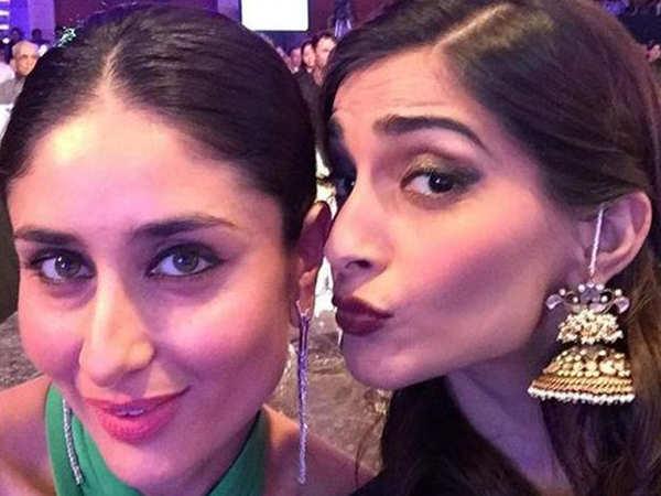 Sonam Kapoor calls Kareena Kapoor Khan her favourite co-star ever