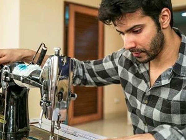 Varun Dhawan gets injured on sets of Sui Dhaaga: Made in India