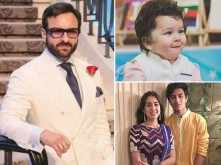 Saif Ali Khan opens up about daughter Sara's Bollywood debut and sons Ibrahim and Taimur