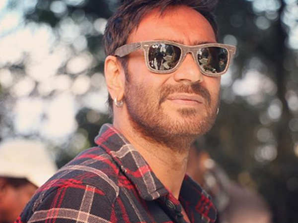 I have been raided once, reveals Ajay Devgn