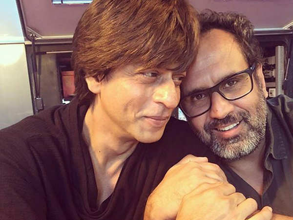 Aanand L Rai on Shah Rukh Khan: I have found a big brother in him