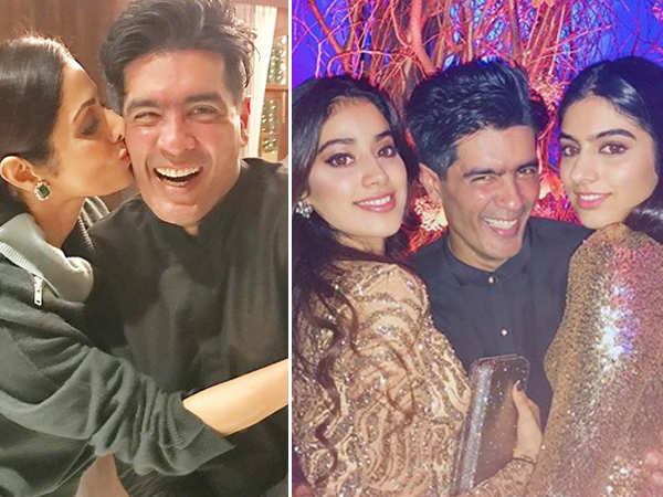Manish Malhotra to archive Sridevi's favourite attires for her daughters Janhvi and Khushi