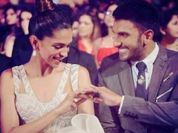 Can't wait! Deepika Padukone - Ranveer Singh's wedding ...