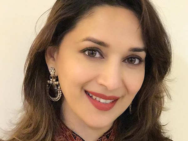 Madhuri-Dixit Nene's romance with showbiz