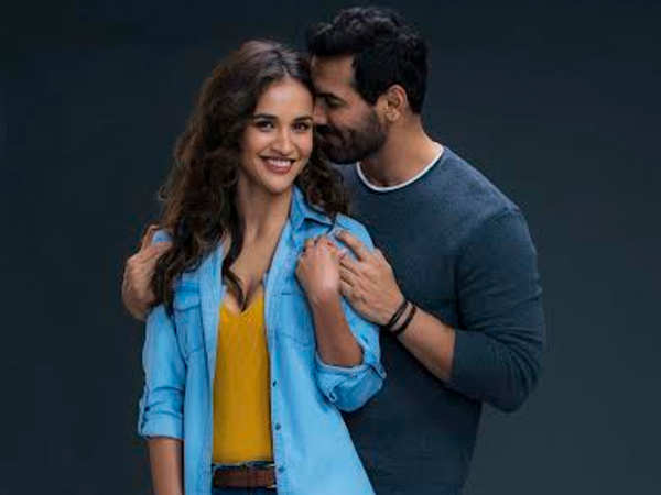 Aisha Sharma and John Abraham look more than perfect in the first look of their next