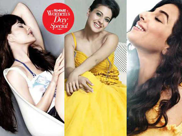 Kajol, Vidya, Jacqueline speak about women's day