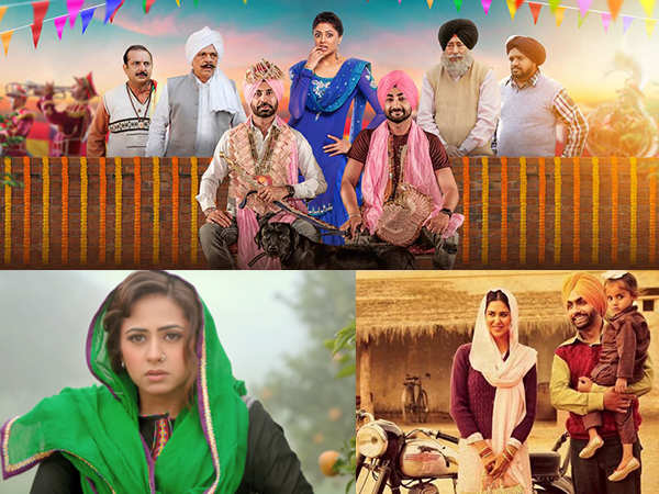 Nominations for the Jio Filmfare Awards (Punjabi) 2018